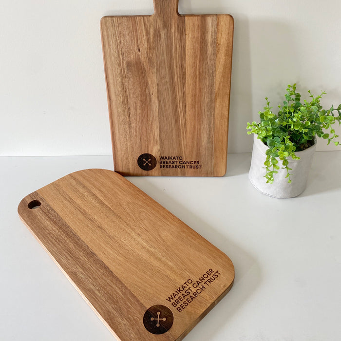 Corporate chopping boards
