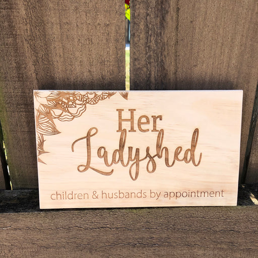 Her Ladyshed - Younique Collective