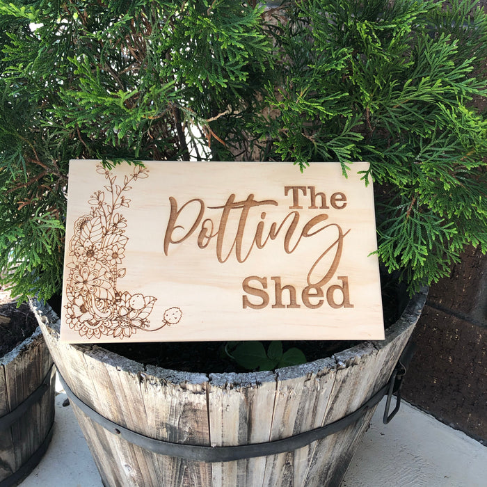 The Potting Shed - Younique Collective
