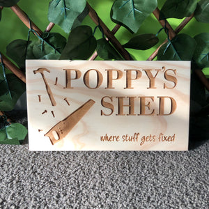 Poppy's Shed - Younique Collective