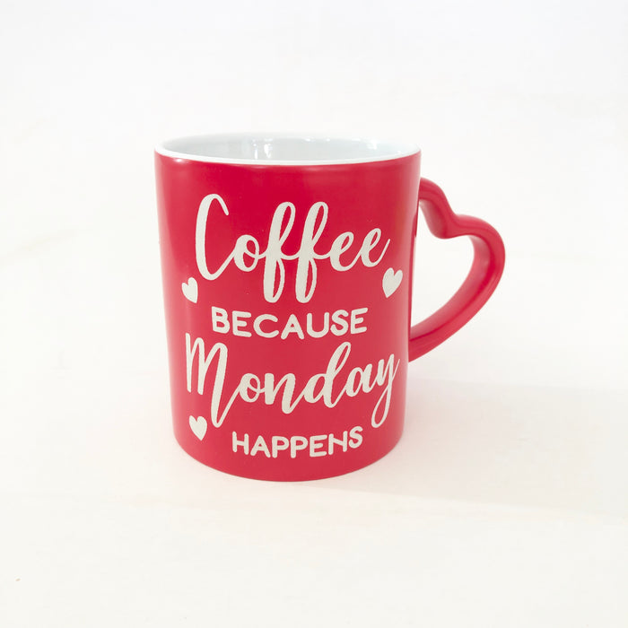 Coffee, because Monday happens - Younique Collective