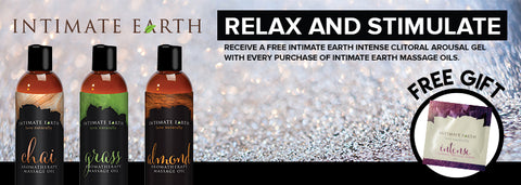 Intimate Earth Black Friday Cyber Monday Sale 2018
