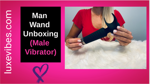 Man Wand How to Use Video