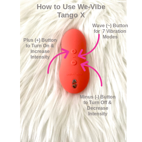 How to Use We-Vibe Touch X