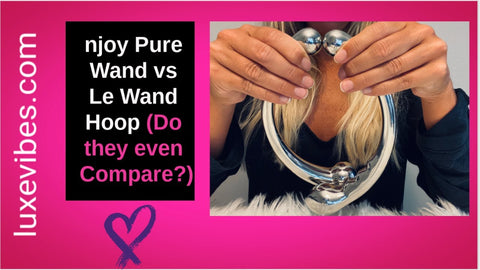 Le Wand Hoop Video Review