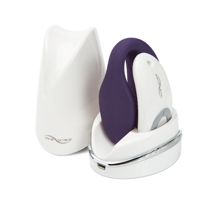 We-Vibe Sync on Charger