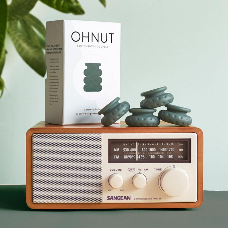 Ohnut Jade on Stereo