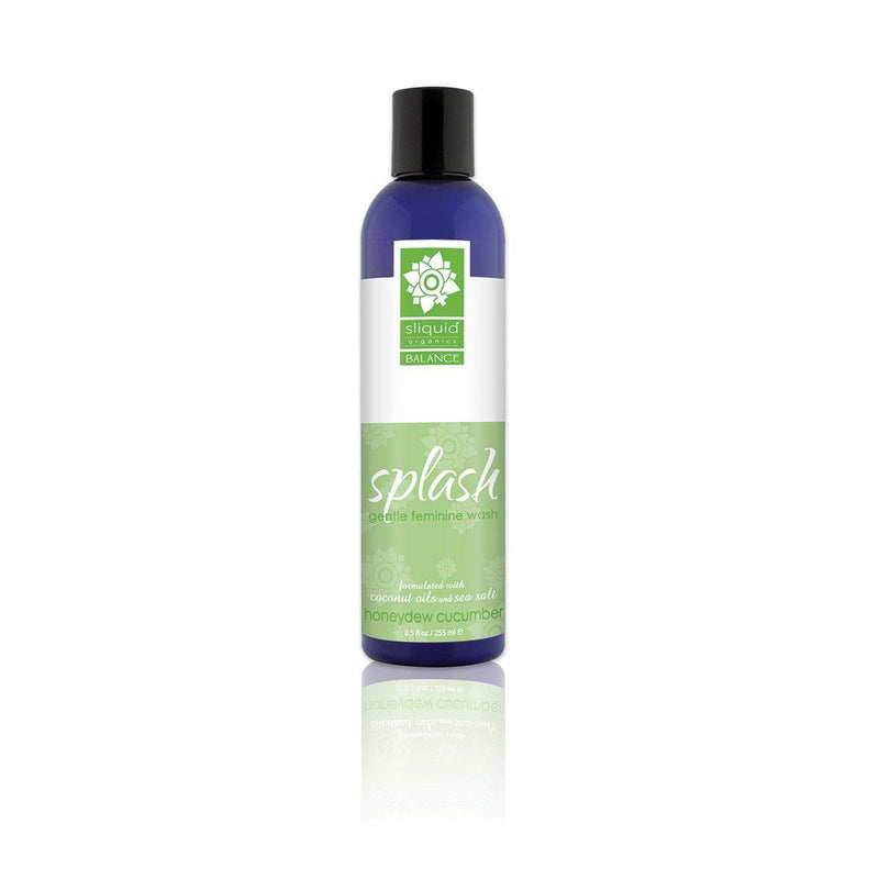 Sliquid Splash 8.5oz Honeydew Cucumber - Luxe Vibes Boutique
