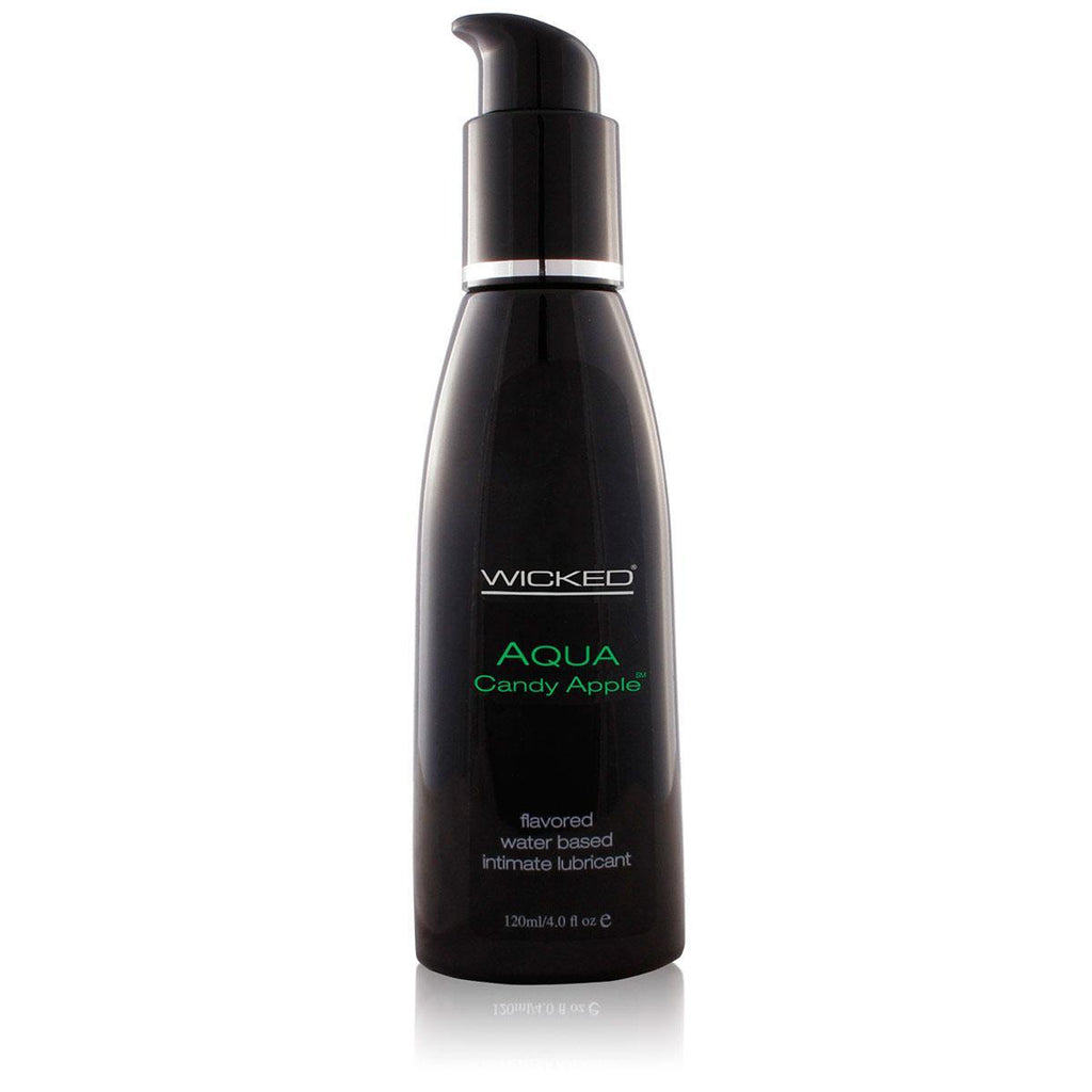 Wicked Aqua Flavored Lube 4oz - Luxe Vibes Boutique