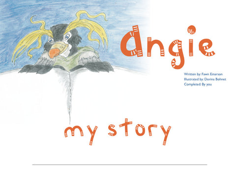 ANGIE My Story Journal