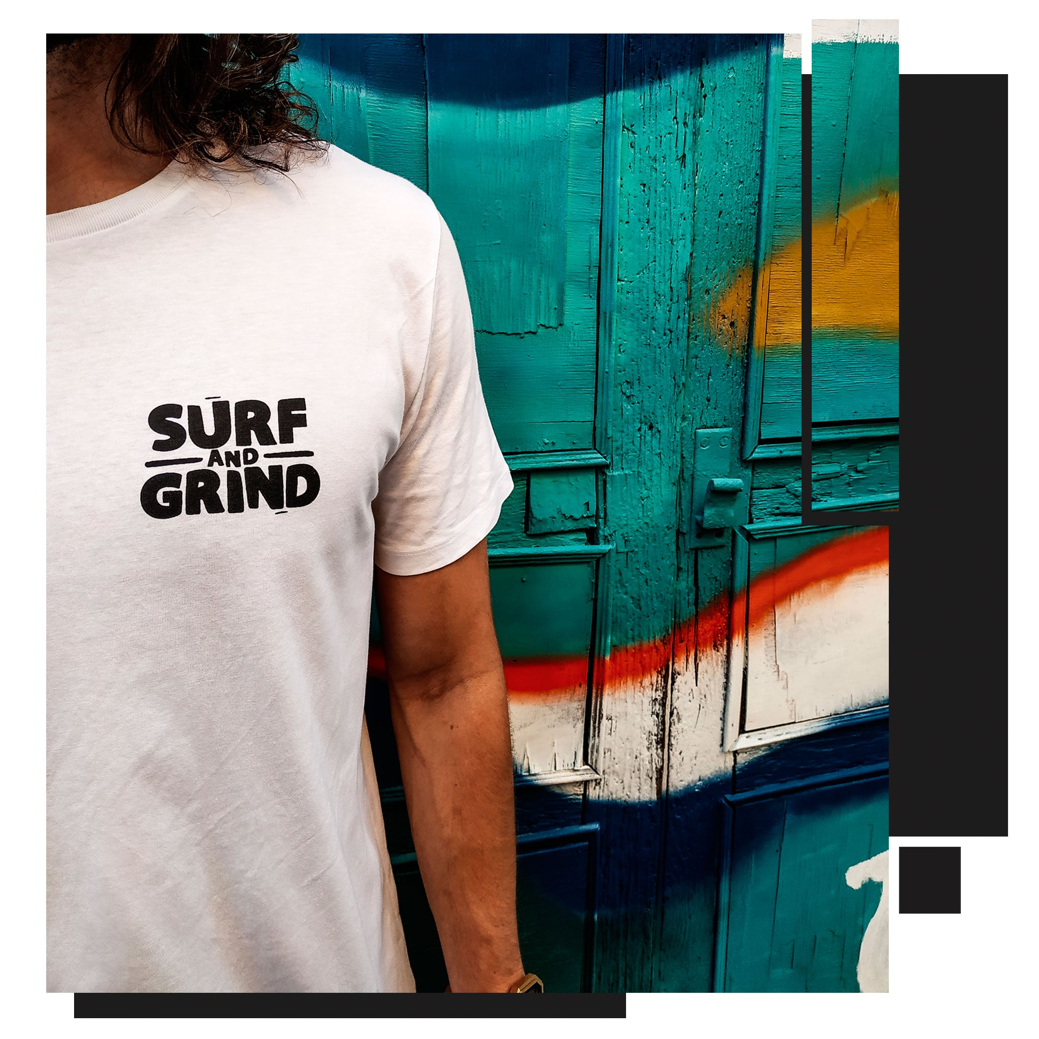 Ending Clothes Surf & Grind Tee T-shirt