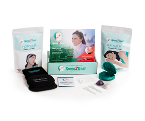 Speed2Treat Home Healing Kit