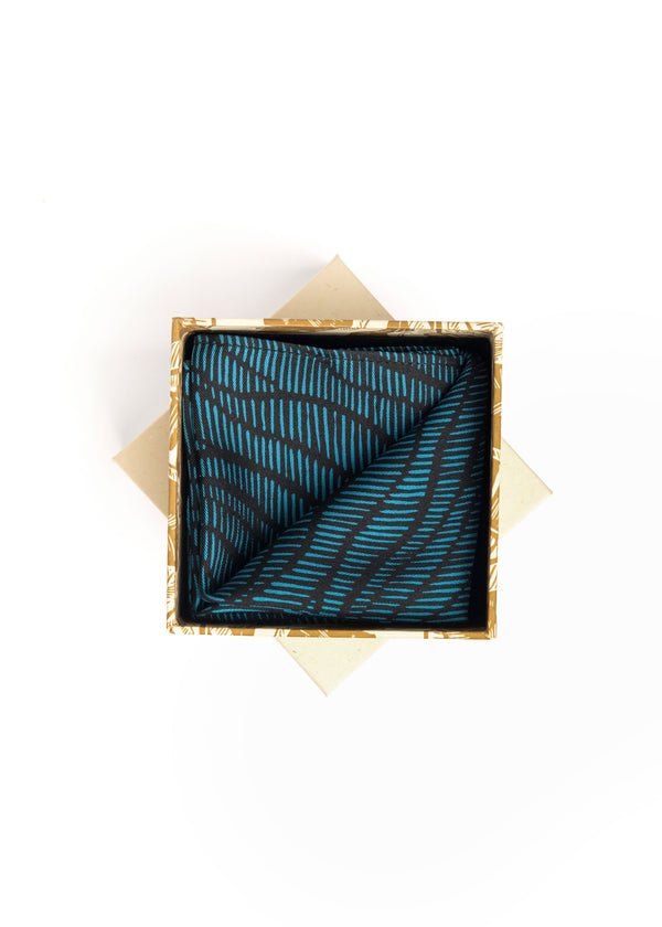 POCKET SQUARE - PLEATS