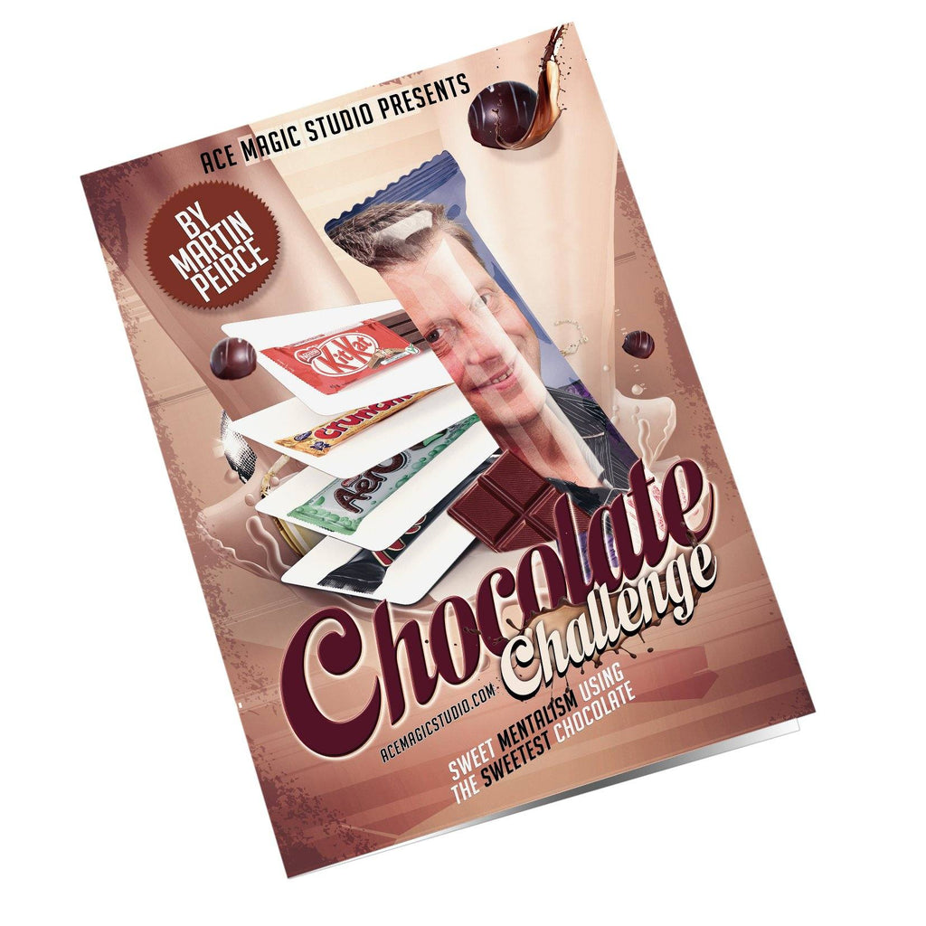 Chocolate Challenge by Martin Peirce