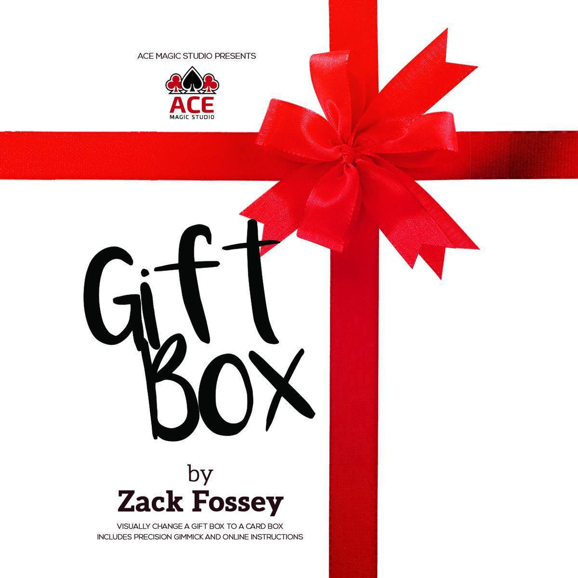 Gift Box by Zack Fossey