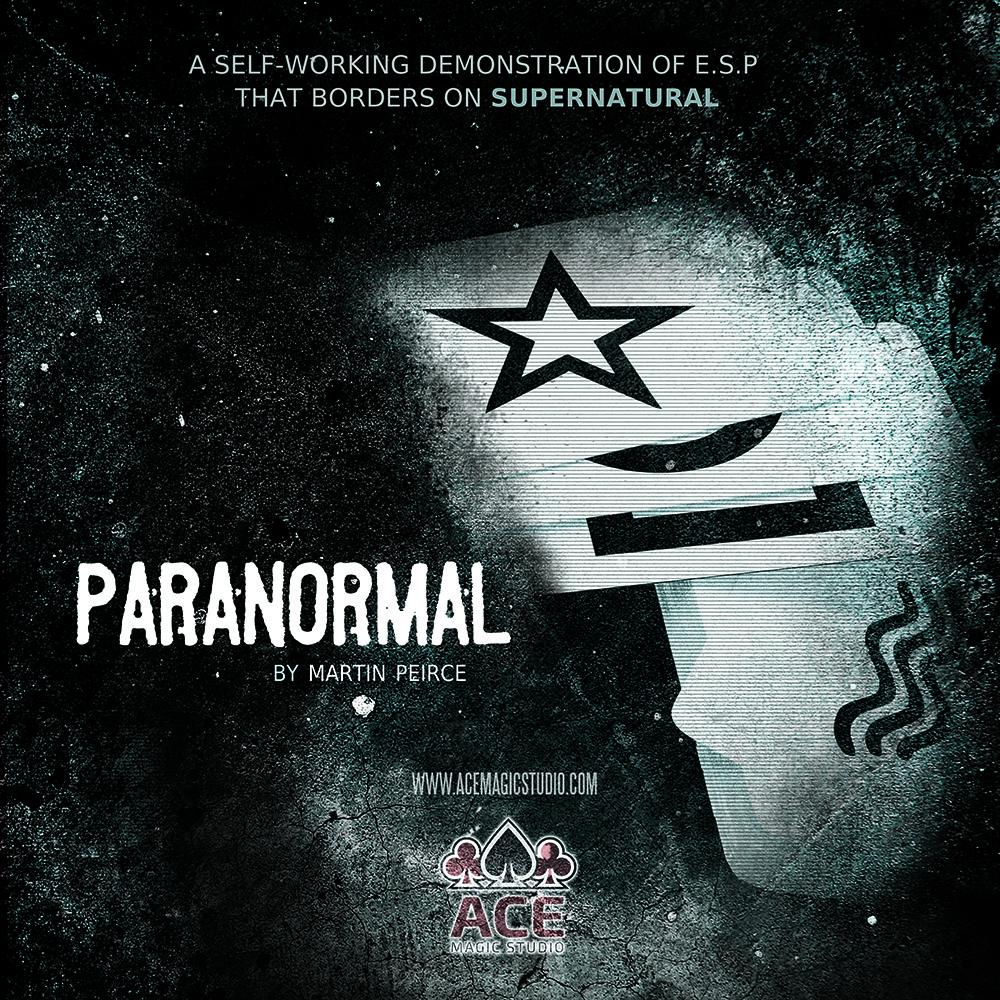 Paranormal by Martin Peirce