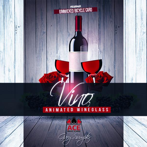 Vino - The Animated Wineglass