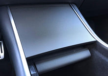 Kenriko Tesla Model 3/Y Matrix Black Console Wrap Kit