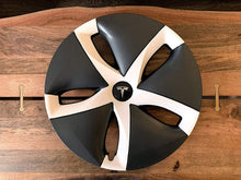 Kenriko Tesla Model 3 White Carbon Aero Wheel Wrap Kit