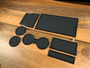 Tesla Model 3 Cupholder and Console Inserts