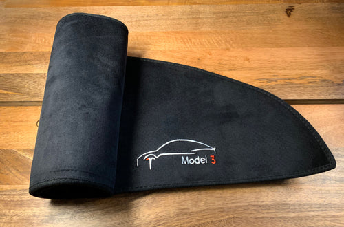 Tesla Model 3 Dashboard Cover