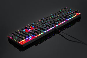 High Quality Mechanical Backlit Gaming Keyboard