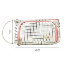 Load image into Gallery viewer, Large Capacity Pencil Case -  Japanese stationery gifts drawing writing calligraphy