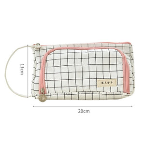 Large Capacity Pencil Case -  Japanese stationery gifts drawing writing calligraphy