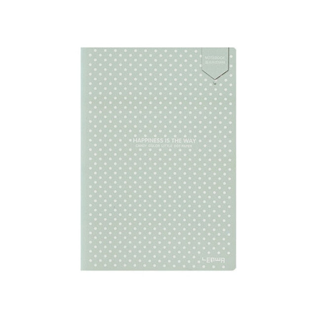 Dot Grid Journaling Book Simple Soft Cover -  Japanese stationery gifts drawing writing calligraphy