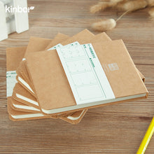 Load image into Gallery viewer, Tearable A6 Memo Notebook -  Japanese stationery gifts drawing writing calligraphy