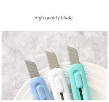 Load image into Gallery viewer, Mini Utility Knife -  Japanese stationery gifts drawing writing calligraphy