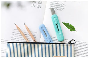 Mini Utility Knife -  Japanese stationery gifts drawing writing calligraphy