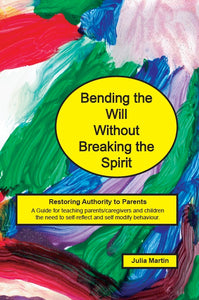 Bending the Will without Breaking the Spirit, DVD #DBTM