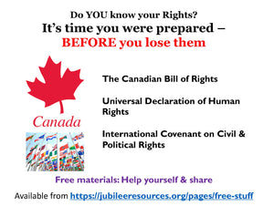 Canadian Bill of Rights (PDF)