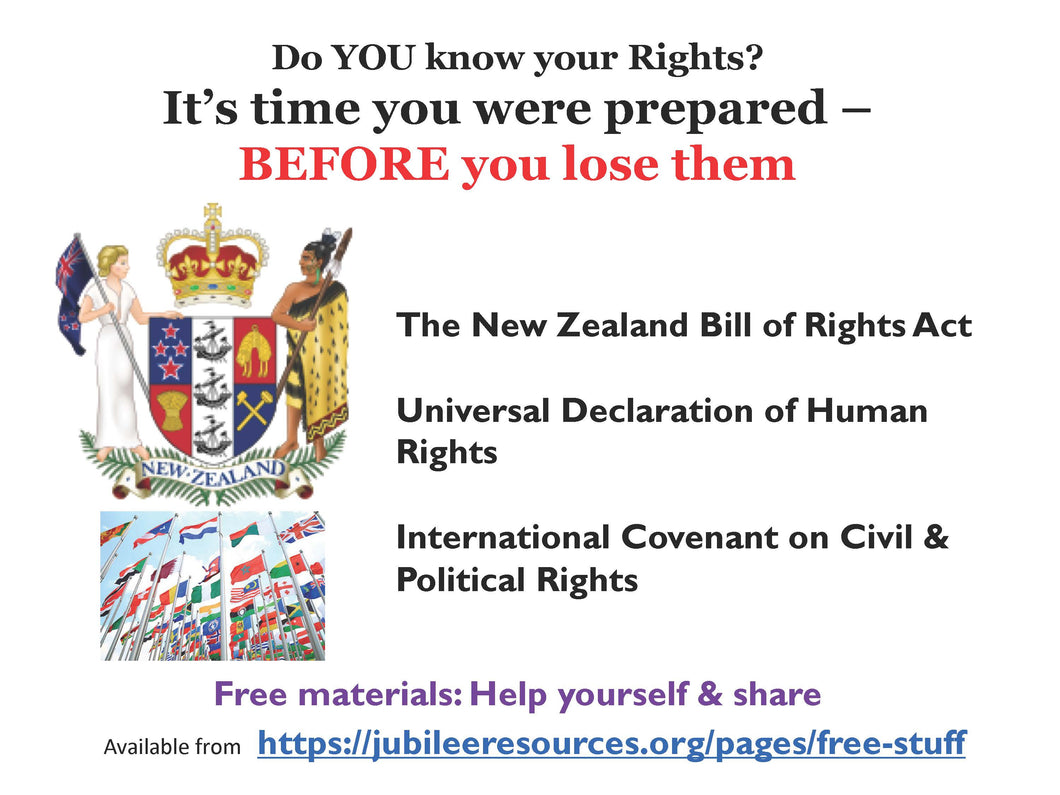 NZ Bill of Rights Act