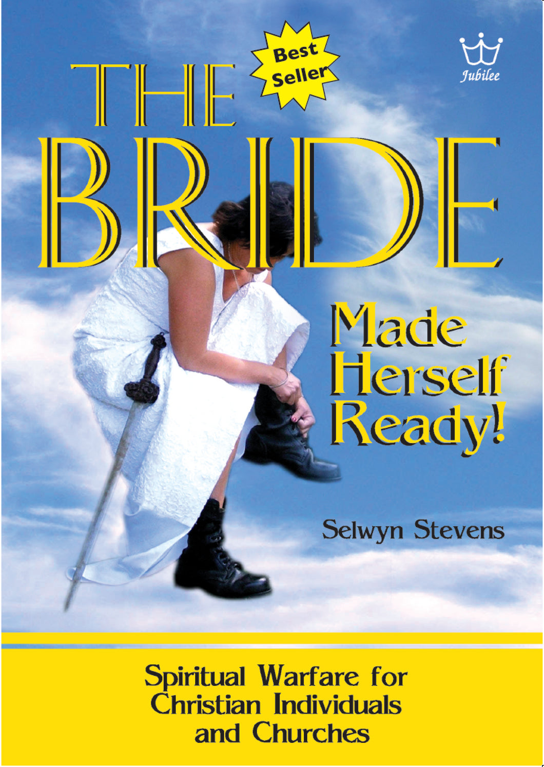 The Bride Made Herself Ready! book #BTBS