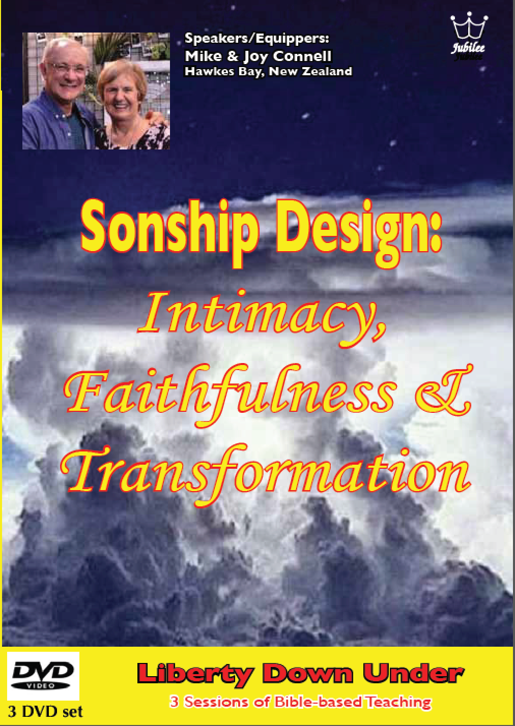 Sonship Design: Intimacy, Assignment & Transformation,  # DSDC   DVD set