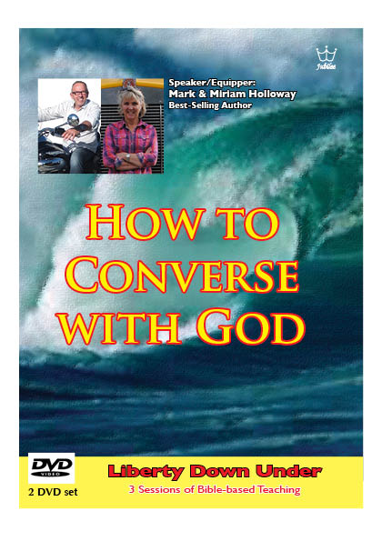 How to Converse with God DVD #DTFH