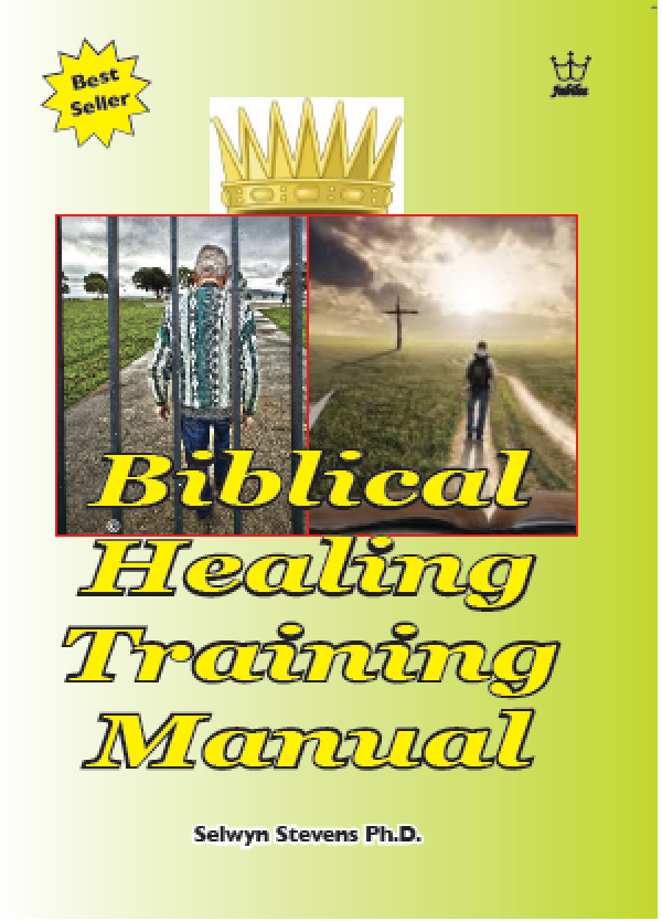 Biblical Healing Training DVD set