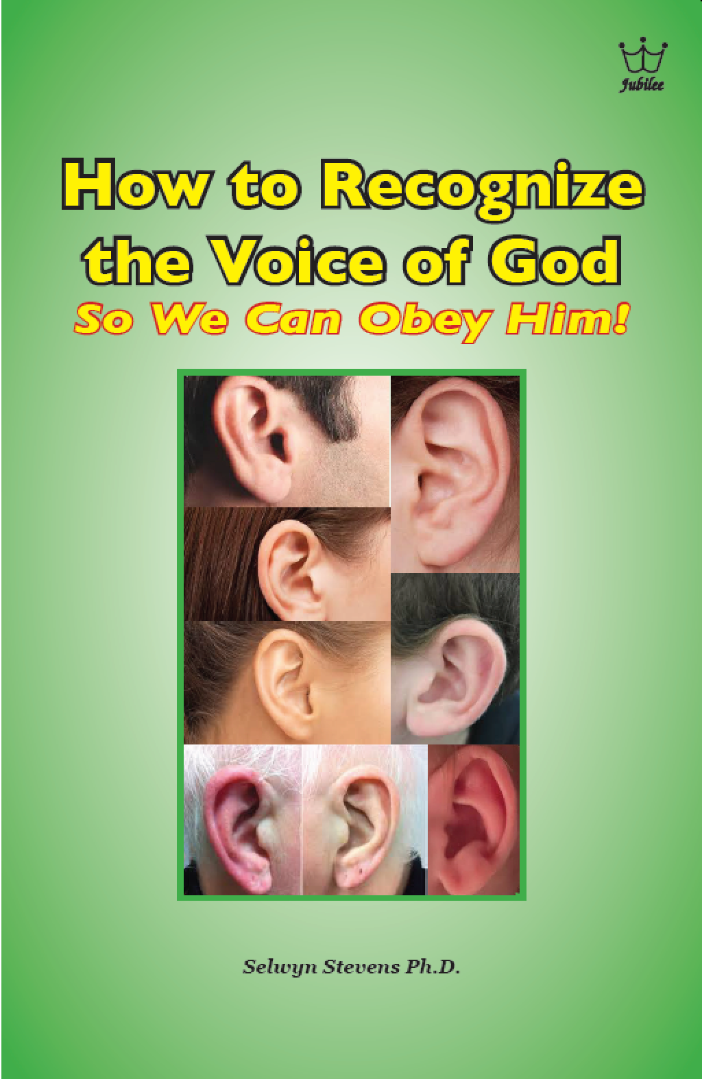 How to Recognise The Voice of God, DVD