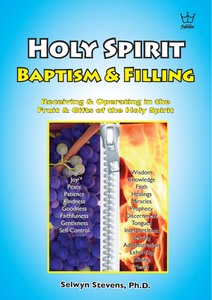 Holy Spirit Baptism and Filling DVD