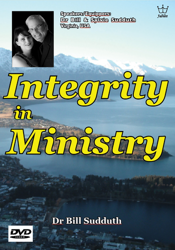 Integrity in Ministry, DVD