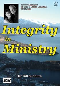 Integrity in Ministry, USB Drive video