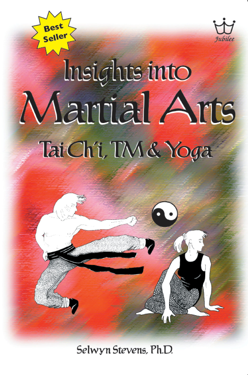 Insights into Martial Arts, Tai Chi, TM & Yoga DVD