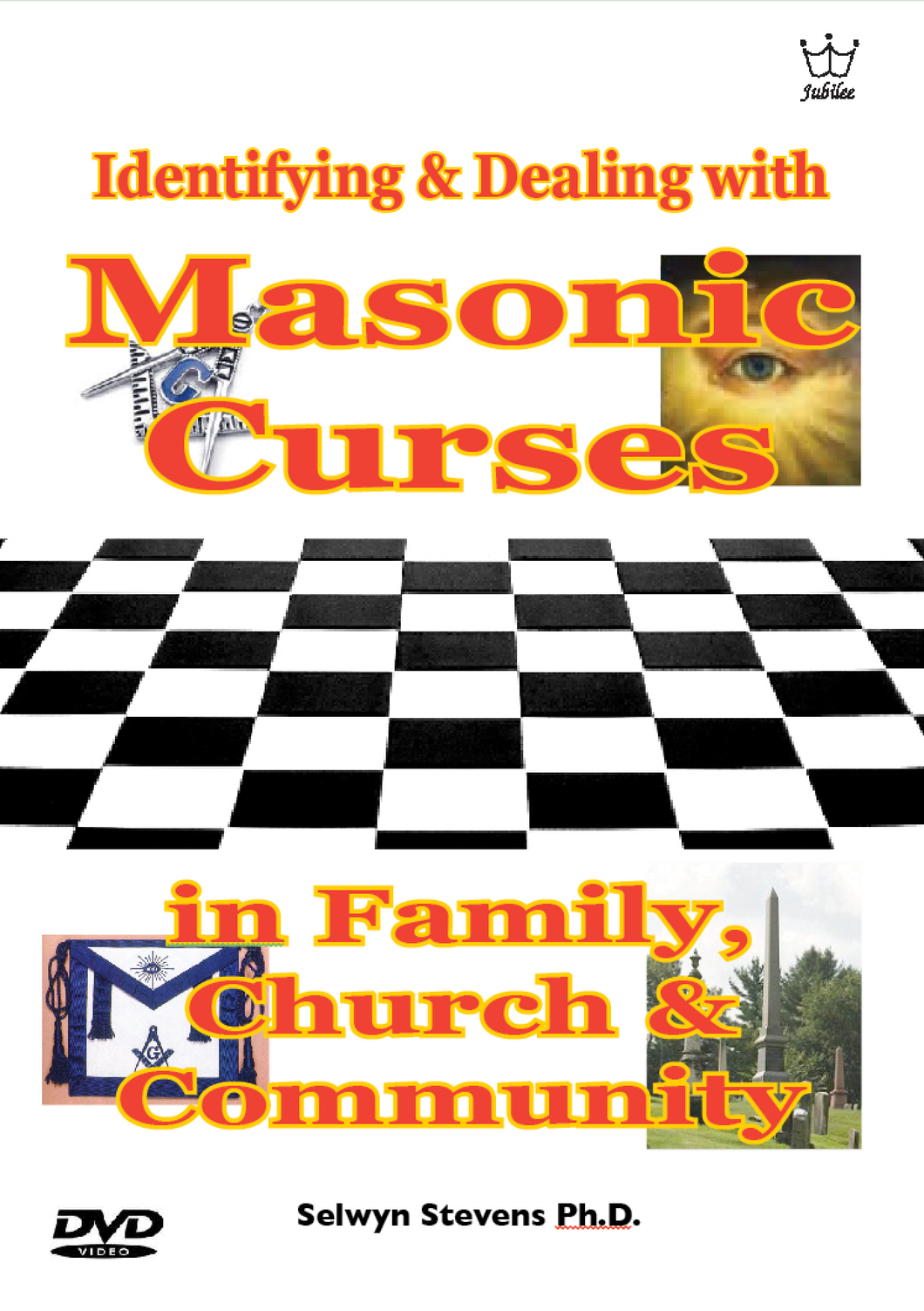 Identifying & Dealing with Masonic Curses, in Family, Church & Community, - USB Drive Video MP4