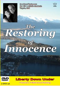 The Restoring of Innocence, DVD