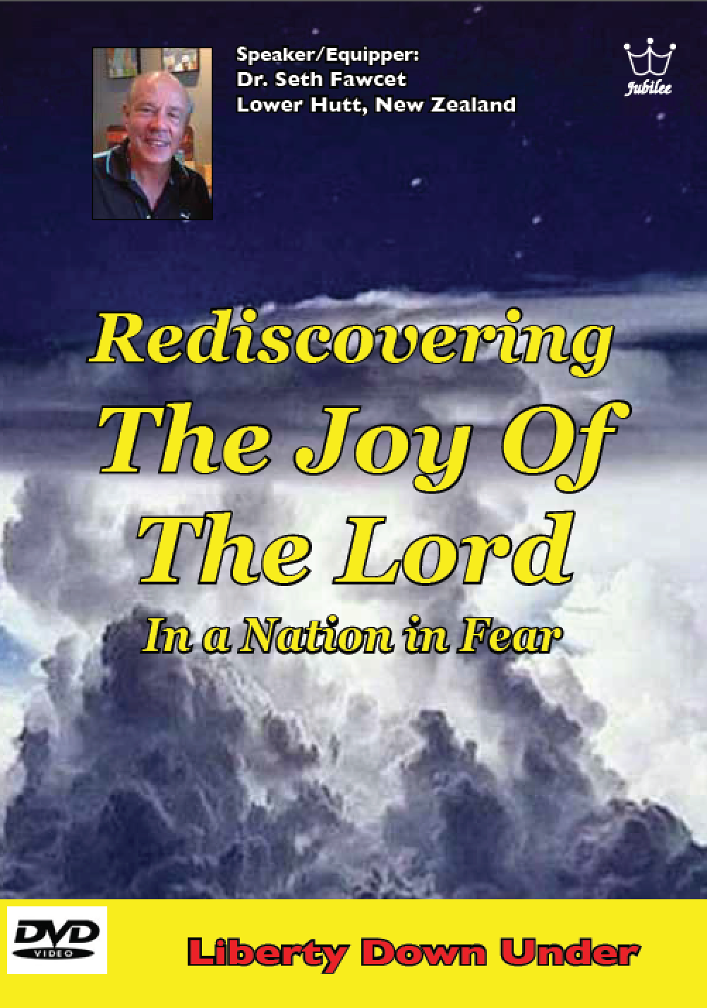 Rediscovering the Joy of the Lord, Dr. Seth Fawcet, MP4 Download