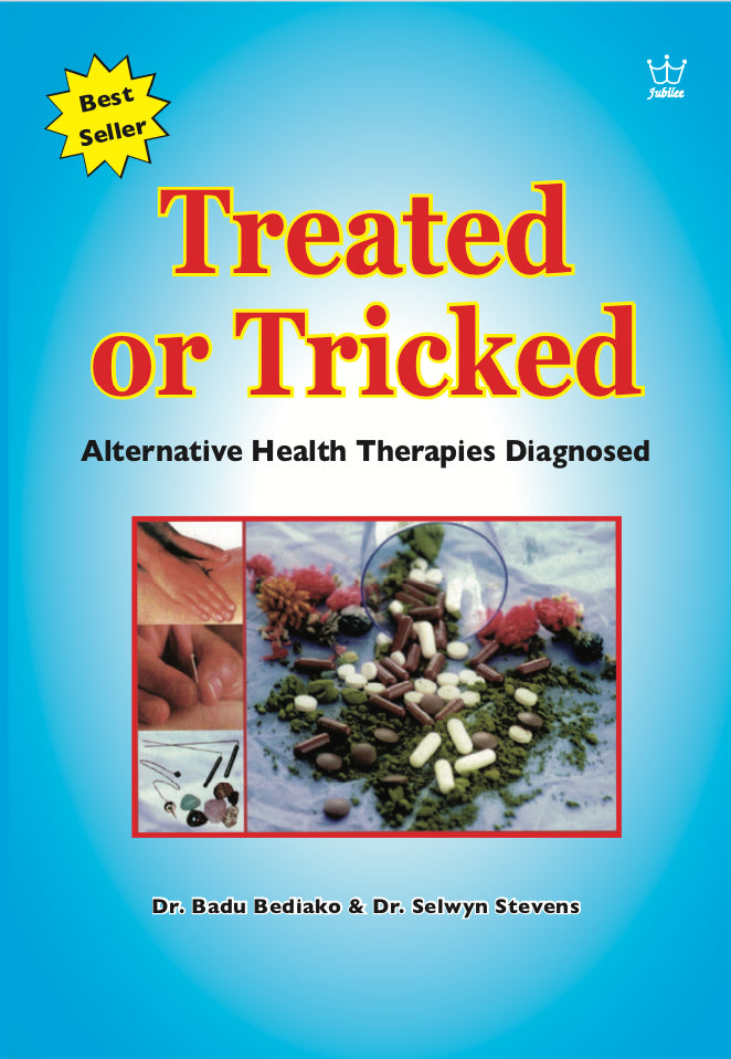 Treated or Tricked - Alternative Health Therapies Diagnosed. DVD