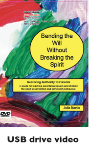 Bending the Will without Breaking the Spirit, USB Drive video