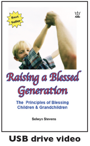 Raising a Blessed Generation. USB Drive Video
